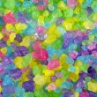Multicolored Crystal Rock Background — Stock Photo #8656169