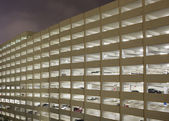 Mega Parking Structure — Stock Photo