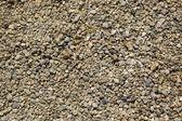 Bliska tło żwir żwirkowa — Zdjęcie stockowe