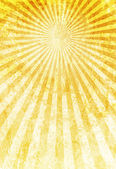 Gold Light Rays Background — Stock Photo