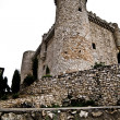 Torijas Castle in Spain , defense tower — Stockfoto #10112536