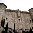 Torijas Castle in Spain , defense tower — 图库照片