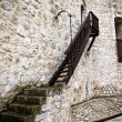 Torijas Castle in Spain , stairs — ストック写真