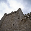 Torijas Castle in Spain , defense tower — Stock Photo #10112583