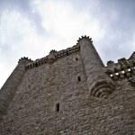 Torijas Castle in Spain , defense tower — Stock Photo
