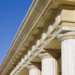 Detail of classical columns - Stock Photo