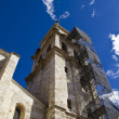 Catedral de Alcala de Henares, in rehabilitation — Stock Photo