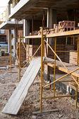 Construction crisis, spain — Stock Photo