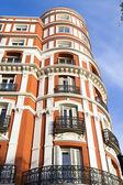 Arquitectura de madrid — Foto de Stock