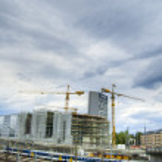 Urban architecture — Stock Photo #10417153