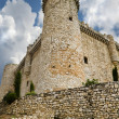 Stock Photo: TorijCastle in Spain