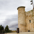 Torija castle in spain, medieval building — Photo