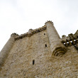 Torija castle in spain, medieval building — Stock Photo #8685857