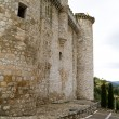 Stock Photo: Torijcastle in spain, medieval building