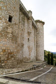 Torija castle in spain, medieval building — Stock Photo
