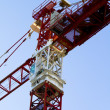 Crane,construction tower — Foto Stock