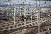 Railway — Stok fotoğraf