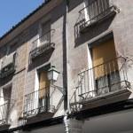 Old urban architecture — Stock Photo