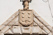 Coat of arms — Stock Photo