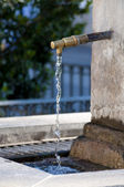 Fonte de água — Foto Stock