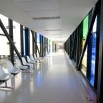 Hospital corridor — Stock Photo #8720117