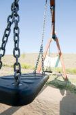Children's playground — Stock Photo