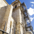 Catedral de Alcalde Henares, in rehabilitation — Stock Photo #8732114