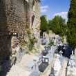Eighteenth Century Cemetery - Foto Stock