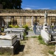 Eighteenth Century Cemetery — Stock Photo
