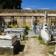 Eighteenth Century Cemetery - Stock Photo