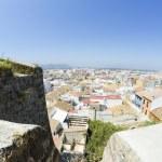 Denia alicante view from castle — Stock Photo #8748697
