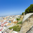 Denia alicante view from castle — Stock Photo #8748848