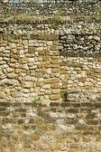 Castle ruins, Denia Spain — Fotografia Stock