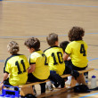 Children team — Stock Photo