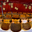 Street vendor of medicinal herbs - Foto Stock