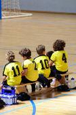 Barn team — Stockfoto