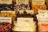 Słodycze ulica portu — Zdjęcie stockowe