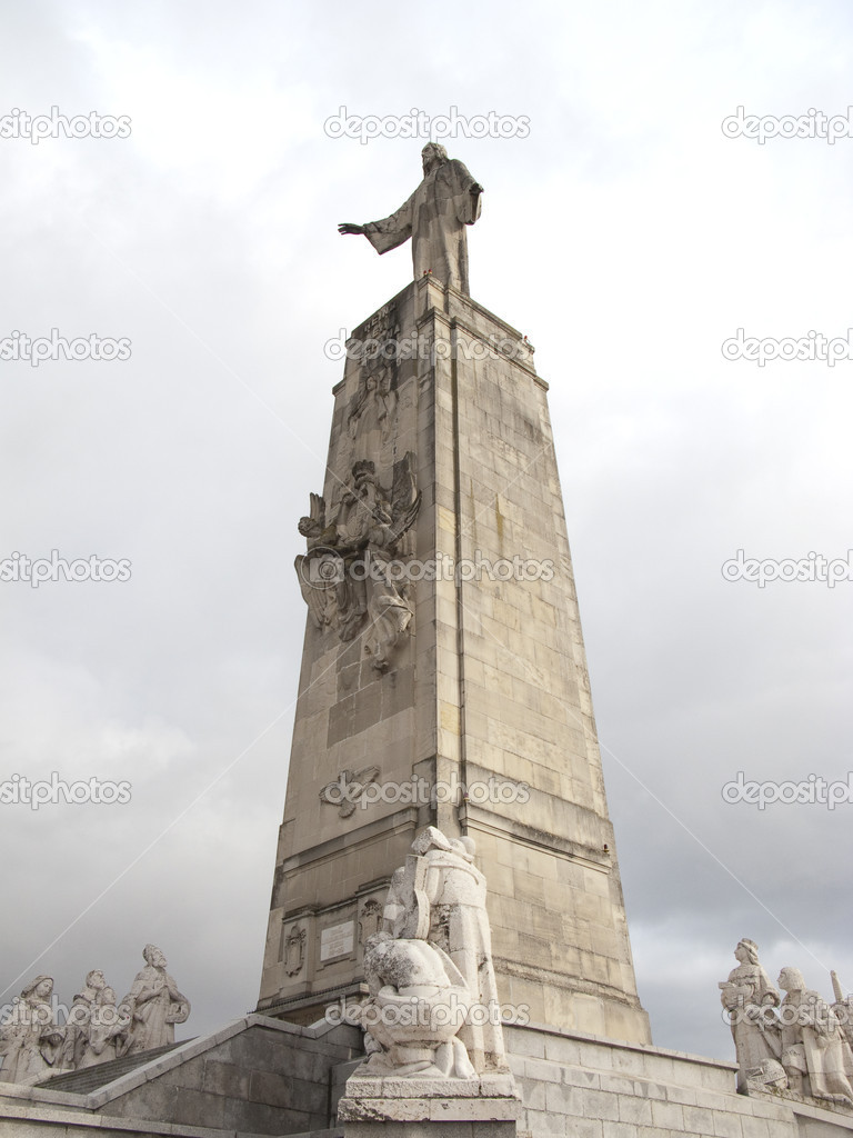 Religious monuments — Stock Photo #8755260