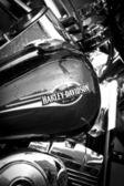 Potężny motocykl vintage — Zdjęcie stockowe