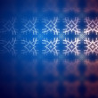 Fade blue, abstract background for creative design - Stock Photo