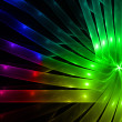 Design colorful, multicolor abstract background — Stock Photo