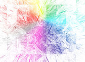 Design colorful, multicolor abstract background — Stockfoto