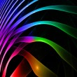 Laser light background. — Stockfoto