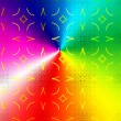 Rainbow background — Stock Photo #9144995