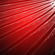 Red background. Abstract design. Red and white. — Stock Photo