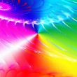 Rainbow background — Stock Photo #9244256