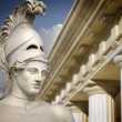 Bust of greek statesmPericles — Stock Photo #9477407