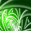 Ecological background. Abstract design — Stock Photo