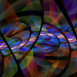 New design. Abstract background. - Stock Photo