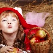 Stock Photo: Red Riding Hood